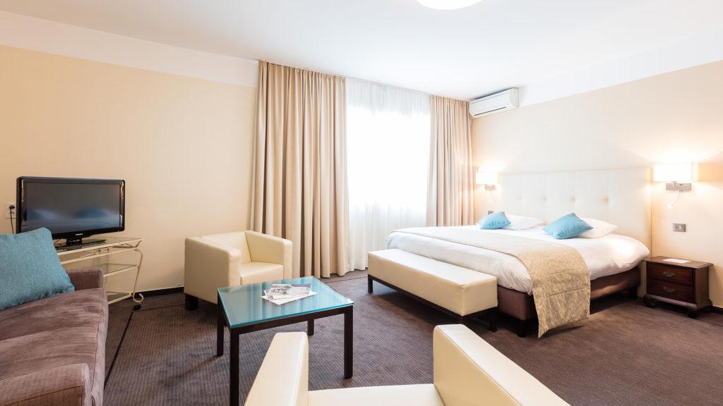 Hotel Rotonde - Chambre Lit Double
