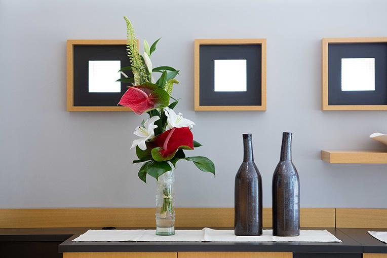 Hotel Rotonde - Deco Fleurs
