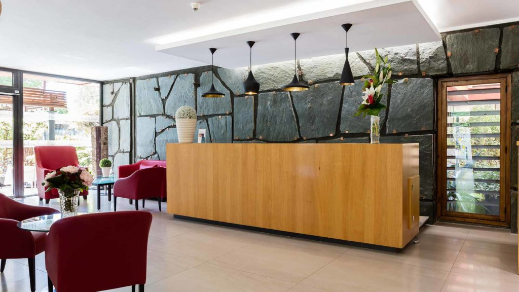 Hotel Rotonde - Reception