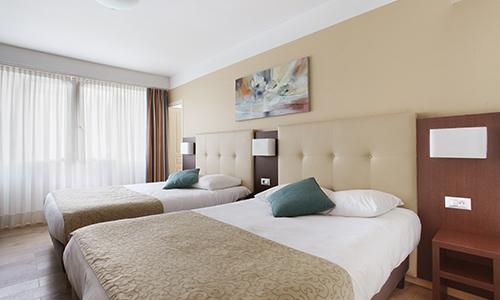 Hotel Rotonde - Chambre Deux Lits