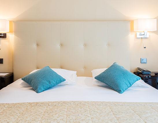 Hotel Rotonde - Chambre Grand Luxe