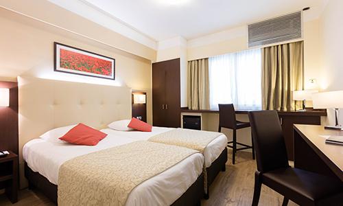 Hotel Rotonde - Chambre Double